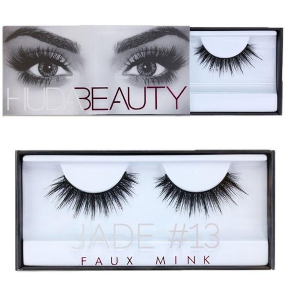 6674293fe9a Huda Beauty Makeup   Faux Mink Lash Jade 13   Poshmark